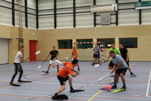 Flipper hockey